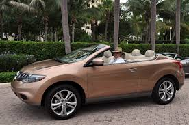 nissan crosscabriolet in miami