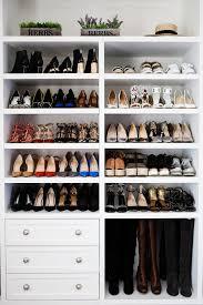 best closet storage cool idea shoe shelves for closets amazing design best 25 closet