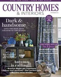 country homes and interiors tula magazines