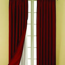 decor reduces intrusive noise with soundproof curtains