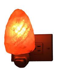 himalayan salt l ions himalayan salt l wall night light ionic air purifier natural