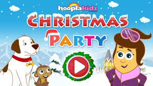 christmas party app promo by hooplakidz download now christmas