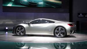 acura supercar avengers think dash acura nsx concept all kinds of hybrid goodness