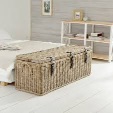 coffre de chambre coffre de rangement chambre kubu fibres v achat vente