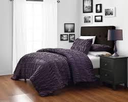 purple king comforter sets luxurious 7 piece set size be msexta