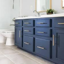best paint for oak bathroom cabinets how to paint a bathroom cabinet the easy way craving some