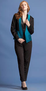 Womens Car Coat The Evening Coat In Teal U2014 Teresa Crowninshield