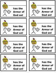 coloring pages the whole armor of god for kids armor of god