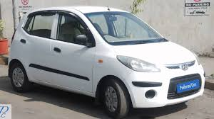 small cars black hyundai i10 era 2010 small car in mumbai preferred cars