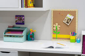 Back To School Desk Organization Organizing Back To School With A Duck Bulletin Board