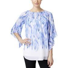 alfani blouses alfani blouses for with smocked ebay