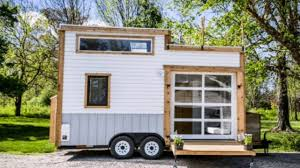 gorgeous and trendy 200 square foot tiny house for sale with a