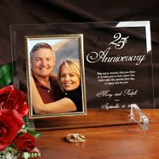 25th anniversary gifts for parents creative anniversary gifts anniversary gifts for him and
