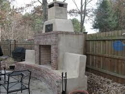home decor outdoor fireplace construction wood fired pizza oven