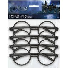 novelty harry potter glasses favors harry potter party favors