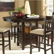 Counter Height Dining Room Table Liberty Furniture Santa Rosa Merlot Counter Height Dining Table