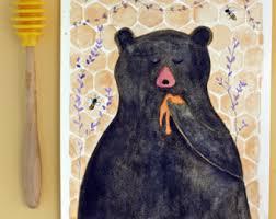 Honey Bear Crib Bedding by Honey Bear Etsy