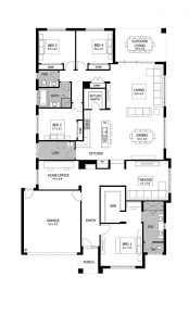 australian colonial house plans car garage floor gallery best