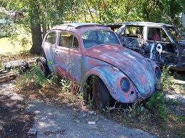 old blue volkswagen old volkswagen beetle with peeling paint an old volkswagen u2026 flickr