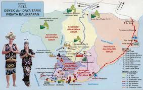 Bali Indonesia Map Things To Do In Balikpapan Borneo Indonesia Vacation Bali Indonesia