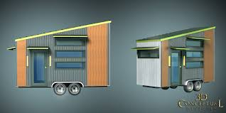 Modern Tiny House Good Mid Century Modern Tiny House 25 For Your With Mid Century