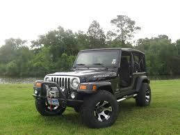 2005 jeep wrangler for sale texas