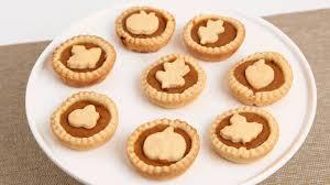 mini pumpkin pies recipe vitale in the kitchen