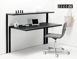 working desk really practical working desk and shelving system for tight spaces