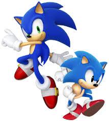 sonic hedgehog character