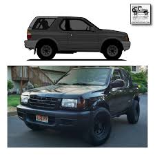 isuzu amigo hardtop make isuzu i drew your car