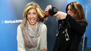 who duse hoda kopys hair at home beauty tips from hoda kotb s today show hair and makeup