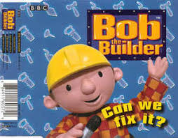 bob builder fix discogs