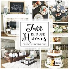 fall into our homes 2017 fall home tour