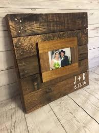 Pallet Wedding Decor Custom Monogram Wooden Pallet Sign Rustic Sign Personalized