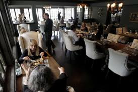 The Dining Room Restaurant The Best Restaurant In Monterey San Francisco Chronicle