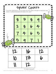 Spider Worksheets Fun Games 4 Learning Halloween Math Freebies Halloween Coloring