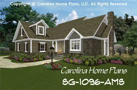 small craftsman cottage house plan chp sg 1096 ams sq ft