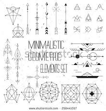 geometric triangle tattoos google search desenho geométrico