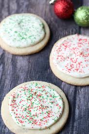 sugar cookies with crème fraîche frosting lydi out loud