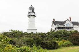 Cape Elizabeth Lights Road Tripping Through Edward Hopper U0027s Maine Wsj