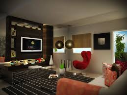 yellow wall modern style mountain homes that can be decor with