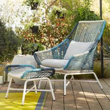 West Elm Lounge Chair New Ideas In Outdoor Furniture Visual Jill