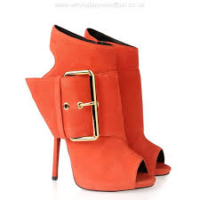 buy boots in uk buy shoes giuseppe zanotti design boots open toe ankle boot