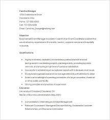 Event Manager Resume Sample by Event Planner Resume Template U2013 11 Free Samples Examples Format