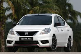 nissan sunny modified interior nissan sunny nismo performance package concept unveiled