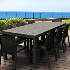 table salon de jardin leclerc leclerc mobilier de jardin luxe salon de jardin plastique gris