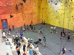 halloween city madison heights mi my first real rock climbing experience at planet rock life in