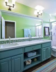 Blue Green Bathroom Ideas by 18 Green Bathroom Designs Decorating Ideas Design Trends