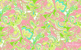 Lilly Pulitzer by Lilly Pulitzer Pink And Green Patterns Image Gallery Hcpr