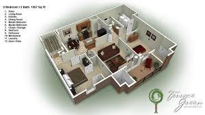 2 bed 2 bath floor plans floor plans terracegreenbranson com